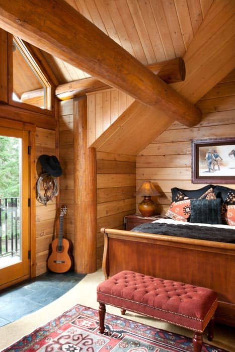Mt Hood Bedroom