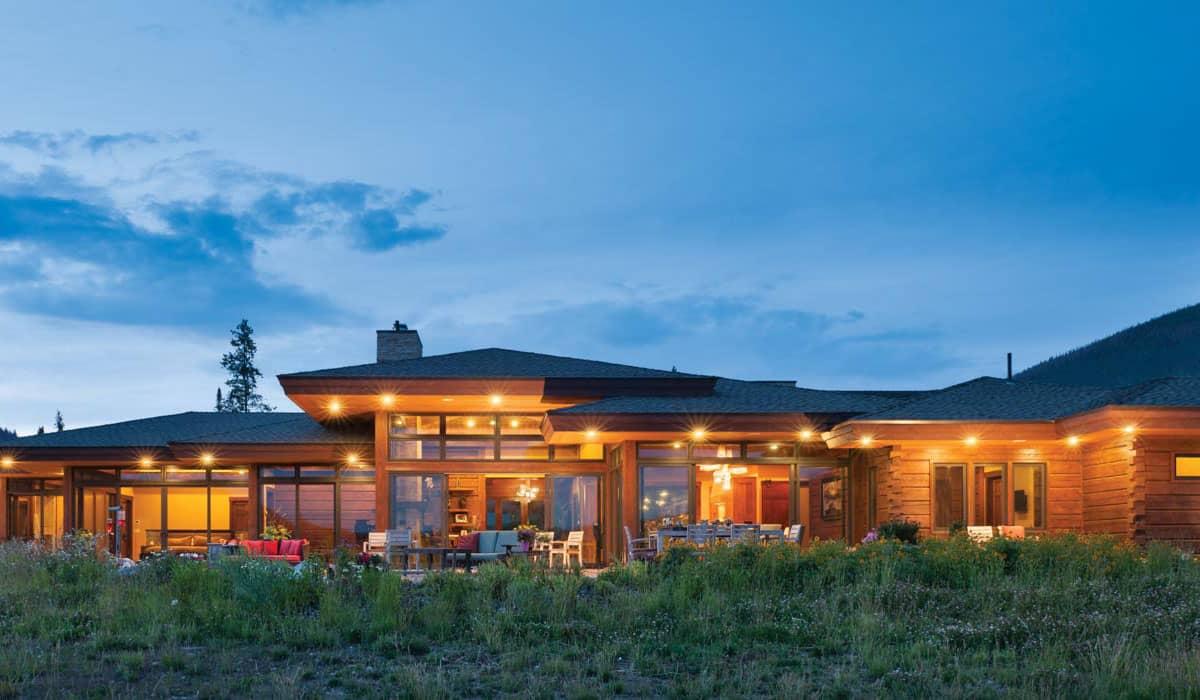 Photo Gallery - PrecisionCraft Log Homes | Timber Homes