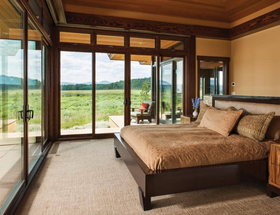 Hanh's Peak Master Bedroom