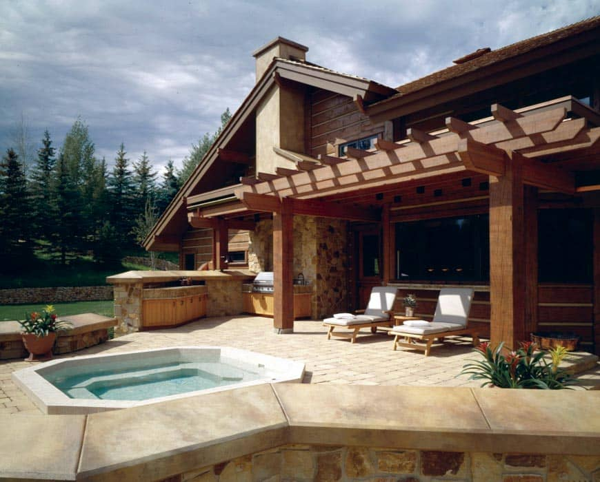 Ketchum Covered Patio