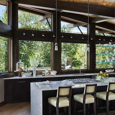 Timber Frame Kitchen 6