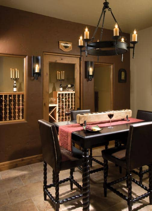 New Meadows Wine Room