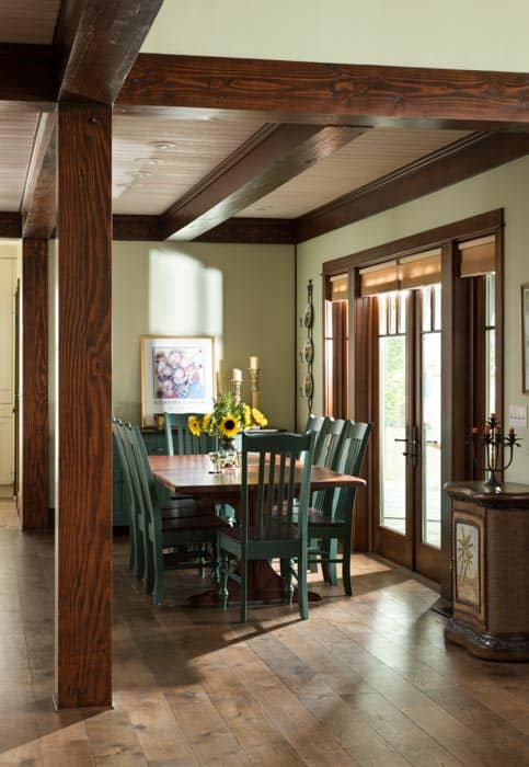 Okanogan Dining Room