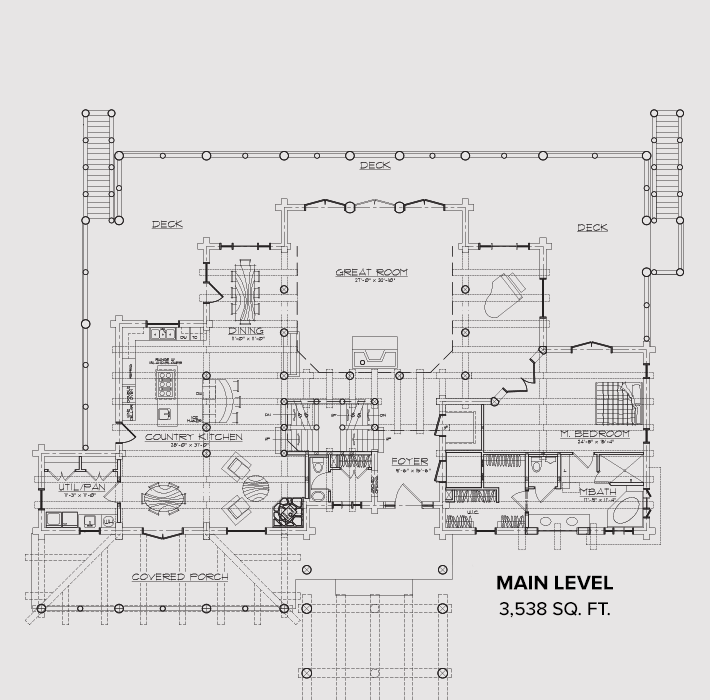 Orderville Main Floor Plan