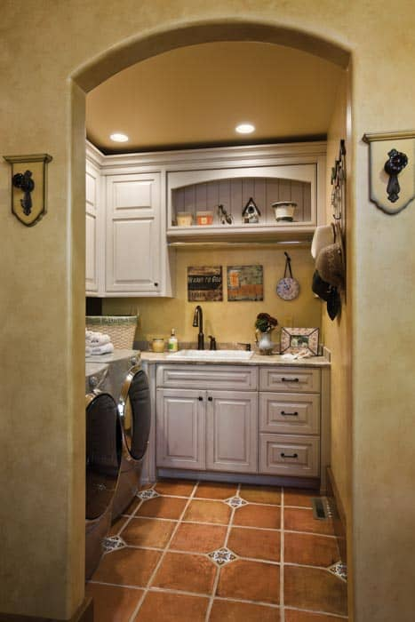 Pocatello Utility & Laundry Room