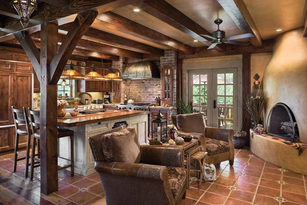 Pocatello Kitchen and Hearth Room