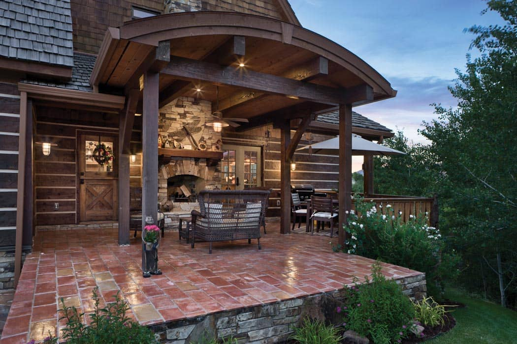 Pocatello Outdoor Living Space