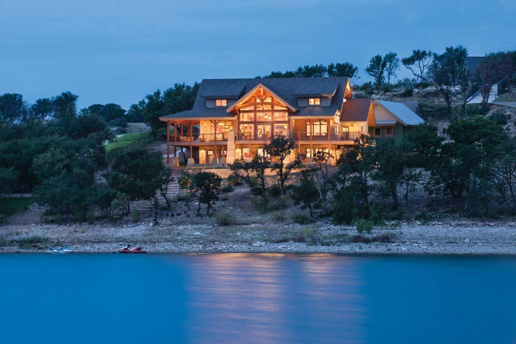 Possum Kingdom Lake View