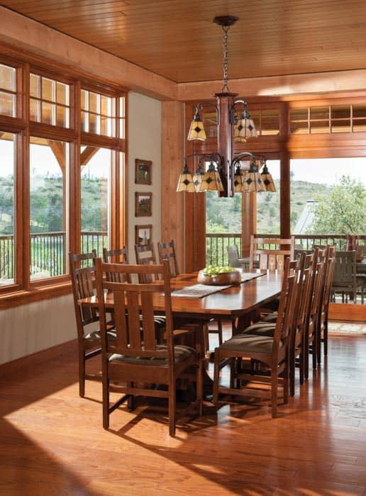 Possum Kingdom Dining Room