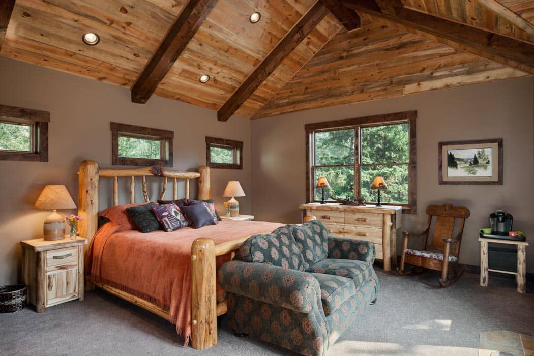 Rock Creek Master Bedroom
