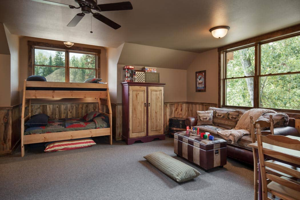 Rock Creek Bunk Room