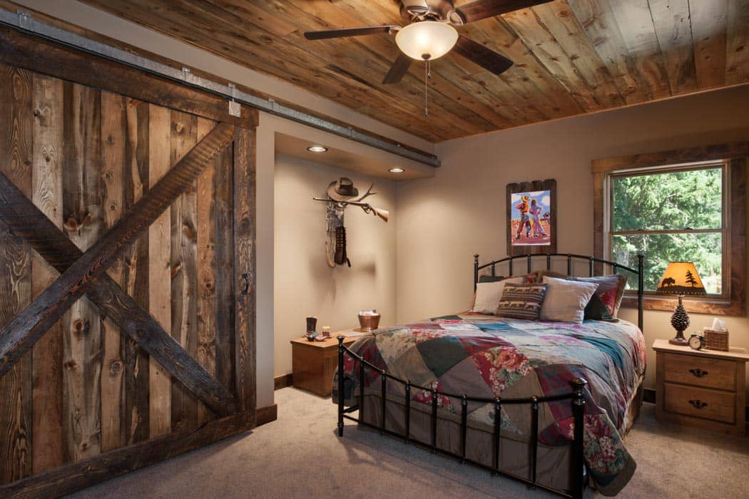 Rock Creek Guest Room