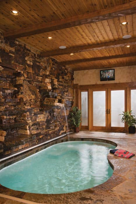 Sandpoint Indoor Pool