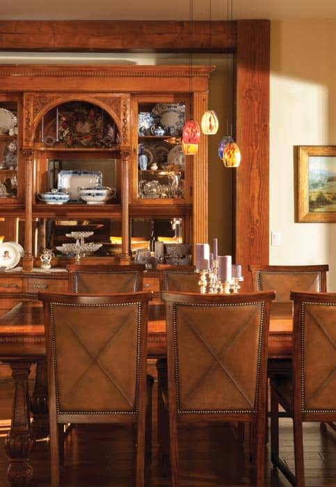 Show Low Formal Dining Room Details