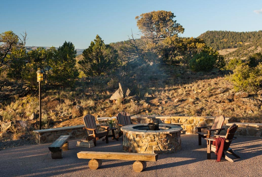 South Fork Fire Pit