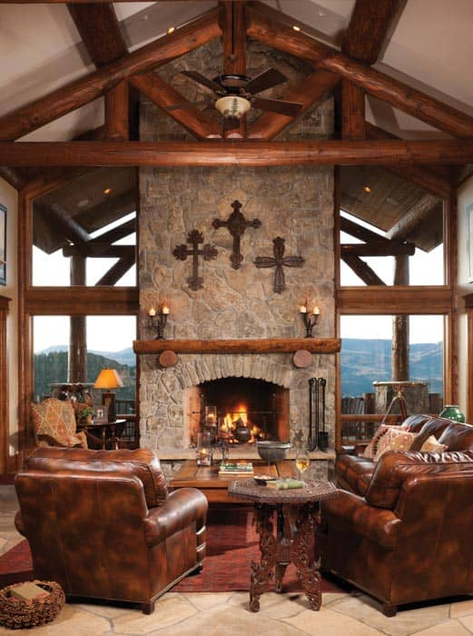 South Fork Fireplace