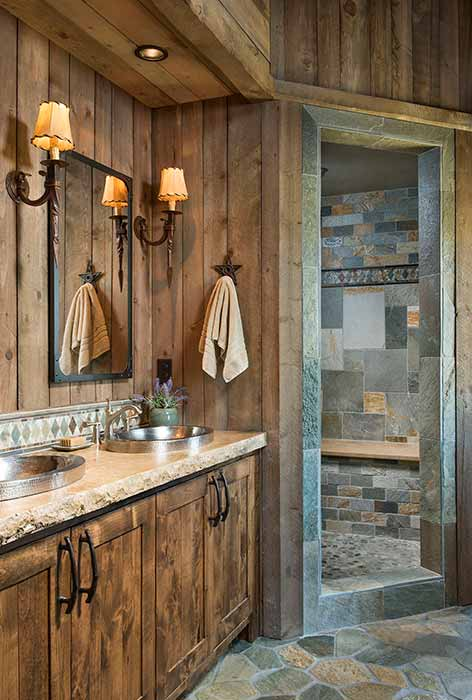 Steamboat Master Bath