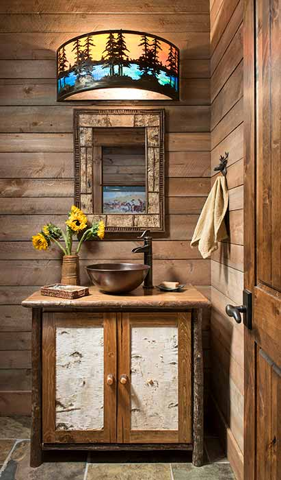 Steamboat Powder Bath