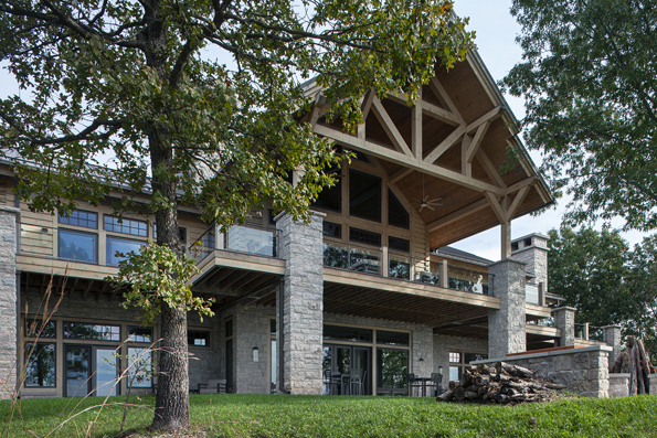Excellence in Timber Home Design