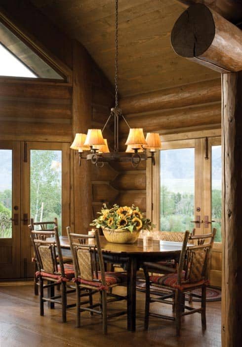 Sun Valley Dining Room