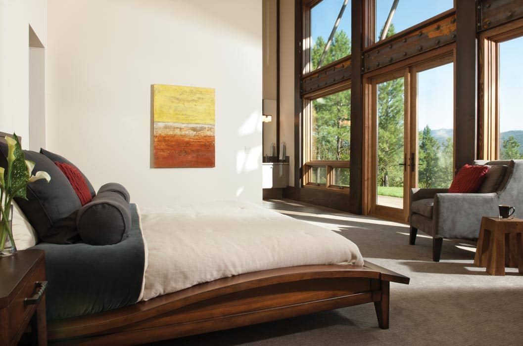 Suncadia Master Bedroom