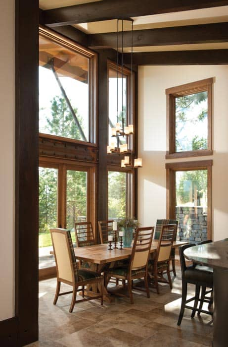 Suncadia Dining Room