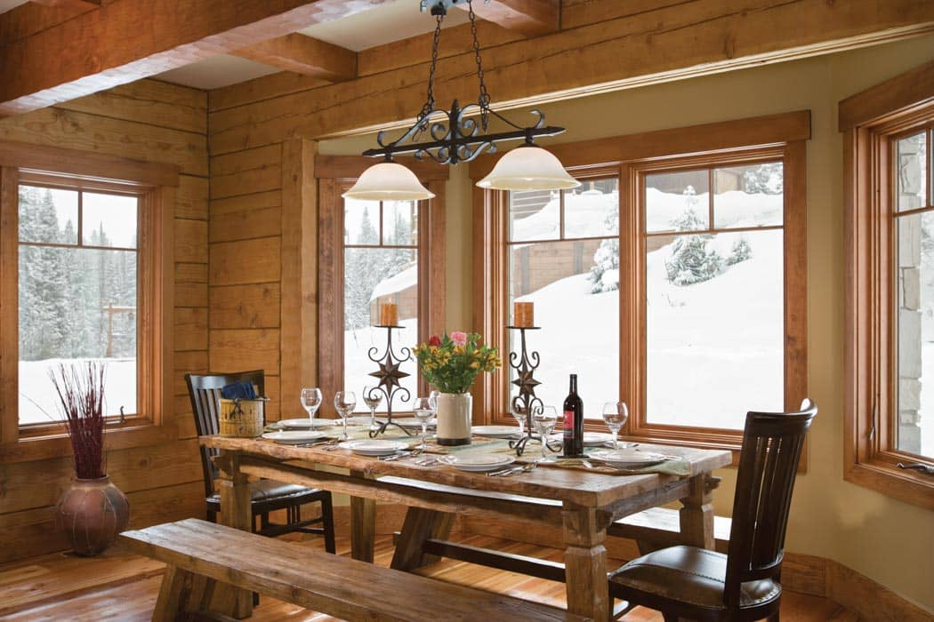 Tamarak Dining Area