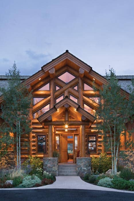 Teton Springs Entry