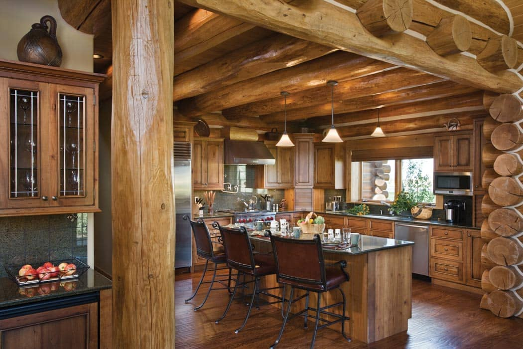 Teton Springs Kitchen
