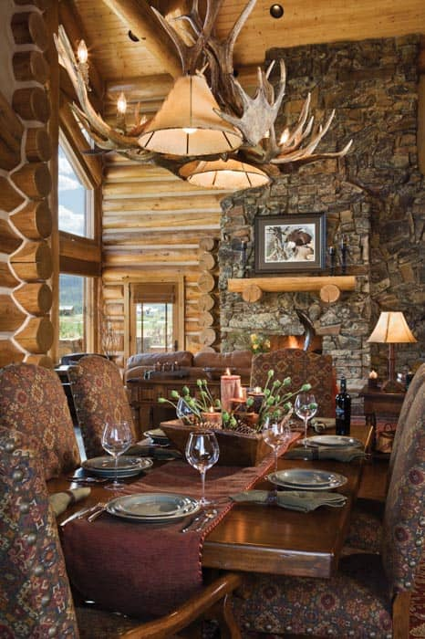 Teton Springs Dining Room