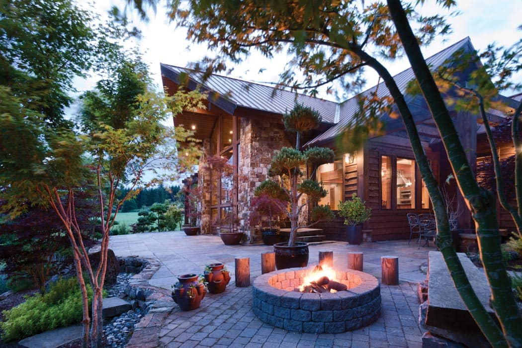 Washougal Outdoor Living Space