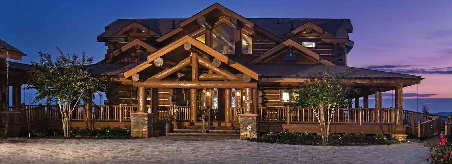PrecisionCraft Log Homes | Authentic Handcrafted and Milled