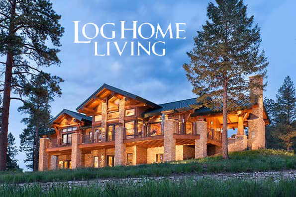 Log Home Living Best of Design