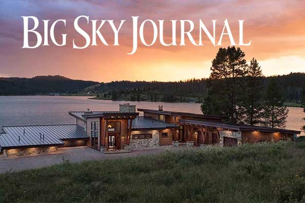 Georgetown Residence, Big Sky Journal