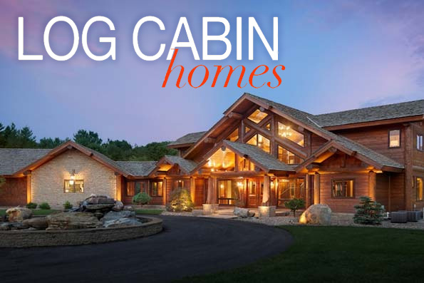 Bowling Green, Log Cabin Homes Magazine