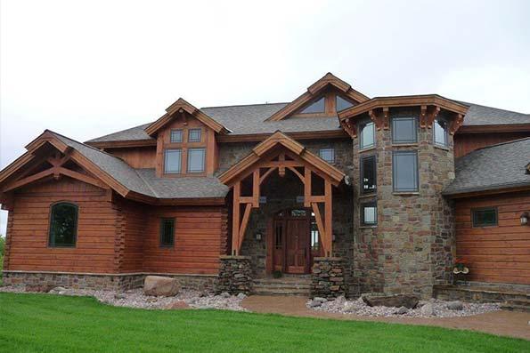 Missouri Log and Timber Frame Homes