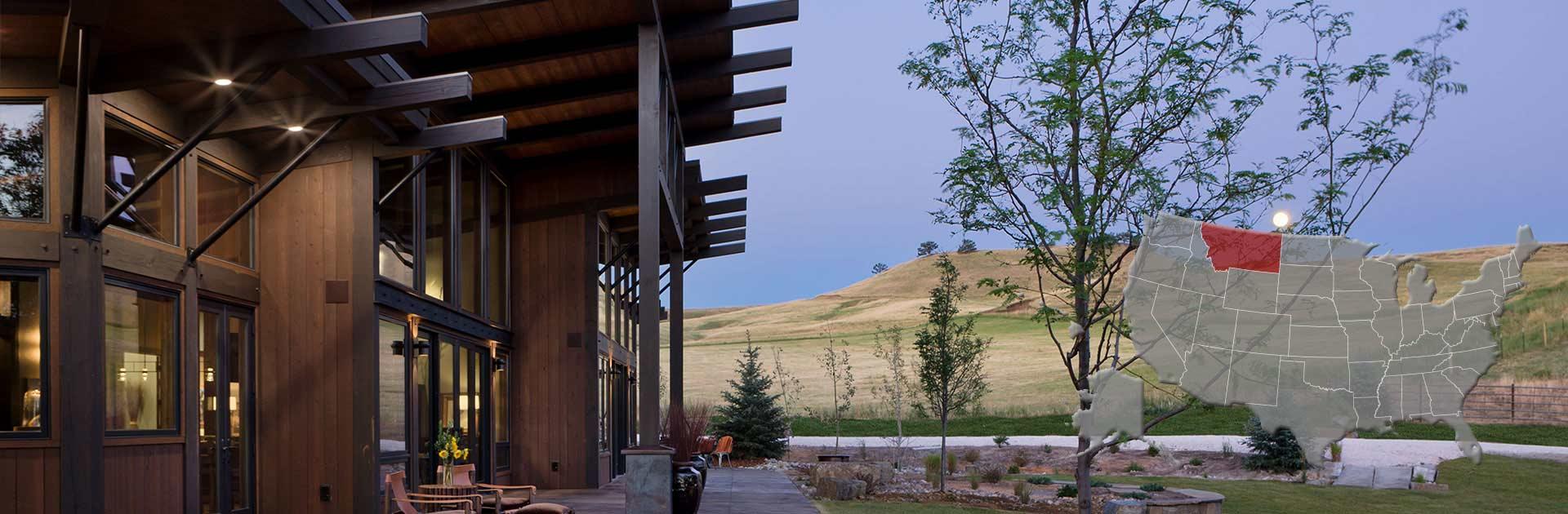 Build in Montana