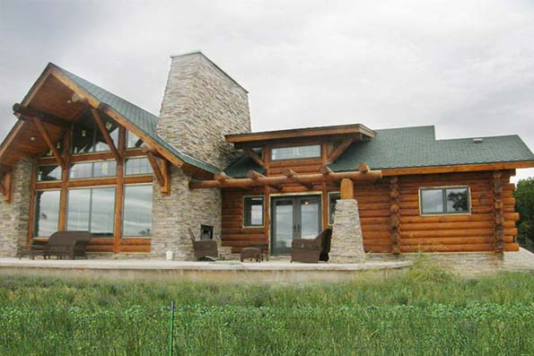Ft  Worth ProjectTexas Log and Timber Frame Homes   by PrecisionCraft. Log Cabin Homes Dallas Tx. Home Design Ideas