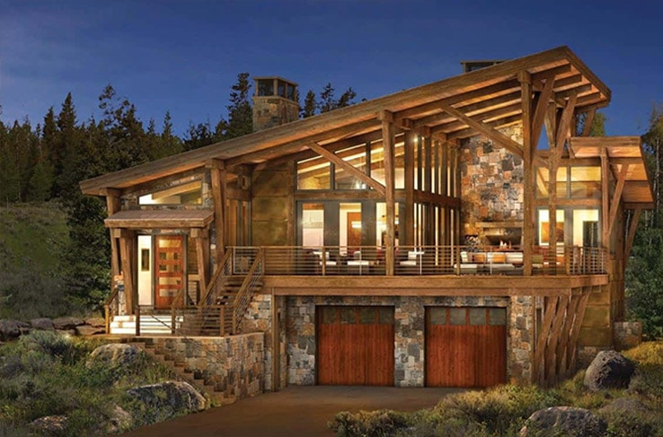 modern mountain home plans escortsea