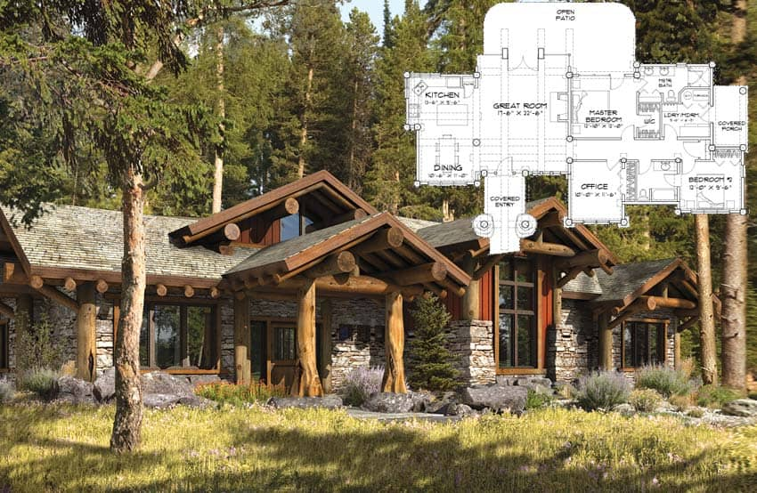 Post And Beam Homes By Precisioncraft