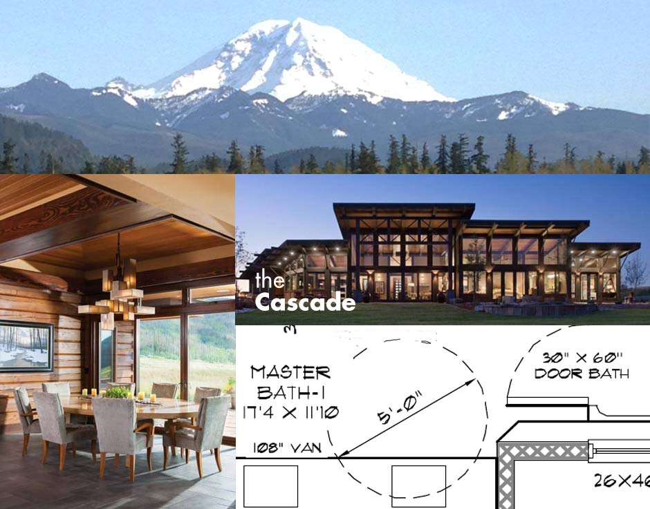 custom mountain design a
