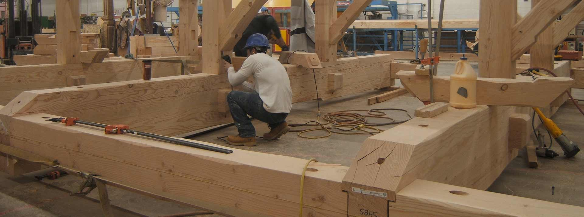 Construction Solutions Timber Frame