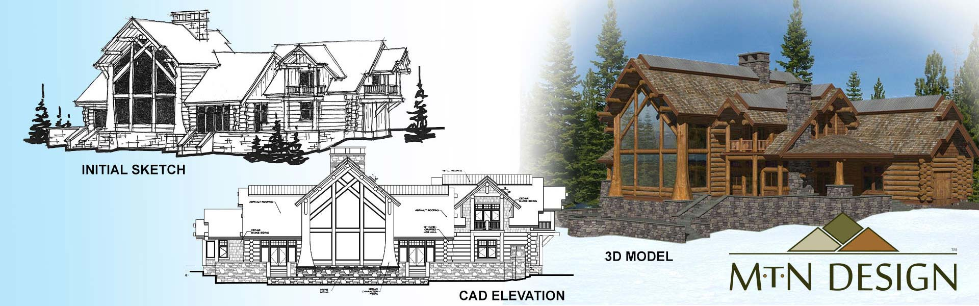 Design Process for Building Timber and Log Homes