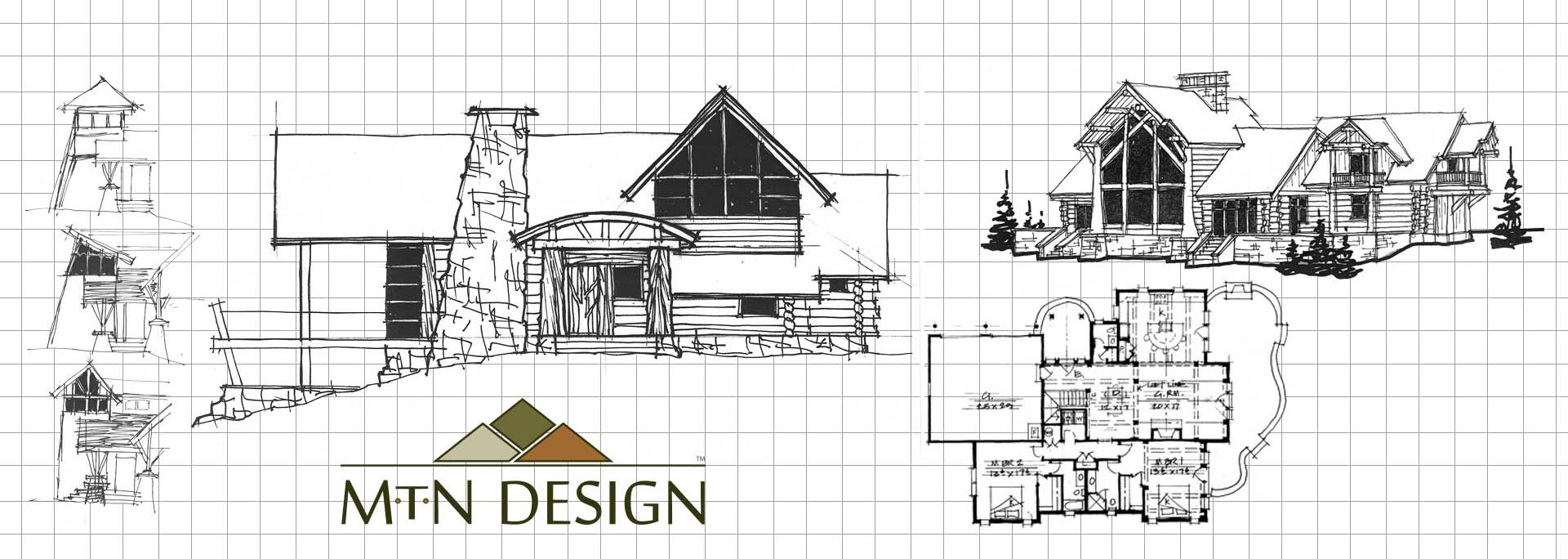 M.T.N Design - Custom log timber design