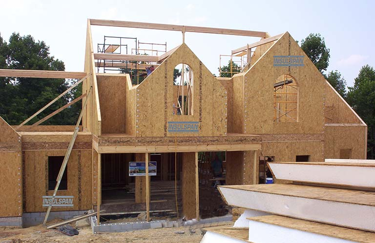 Sips or structural insulated panels sip panels Structural insulated panel homes