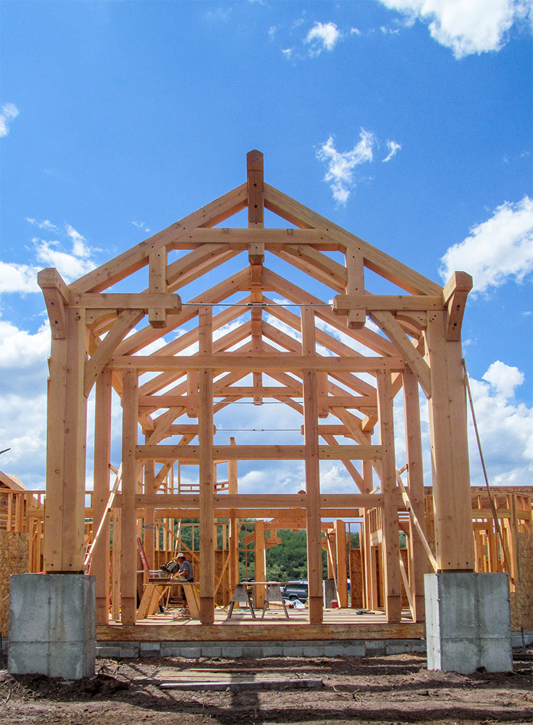 timber-framing-truss-bents Precision Craft Homes Plans on vintage home plans, timber home floor plans, log home plans, precision home floor plans, insulspan home plans, stewart home plans, rustic western homes plans, precision log cabin plans, box car home plans, timber and stone home plans, colorado ski lodge floor plans, track home plans, timber frame home plans, cedar home floor plans,