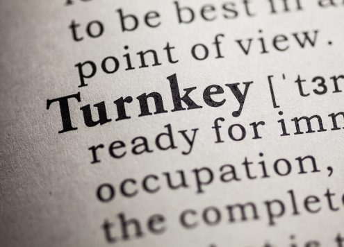 Turnkey Definition