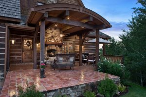 outdoor living patio