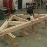 Timber Truss Pre-Fit
