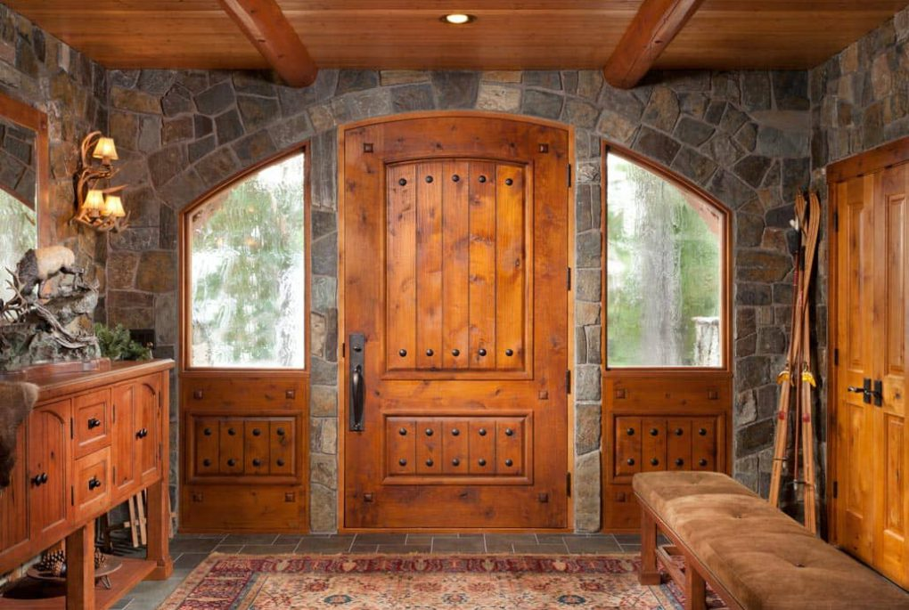 Your front door makes a statement precisioncraft blog for Side doors for houses